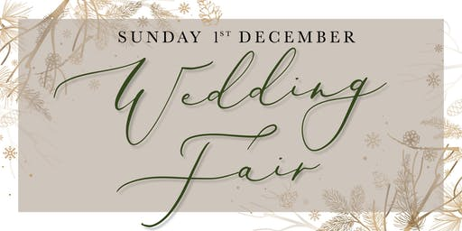 Belair House Christmas Wedding Fair