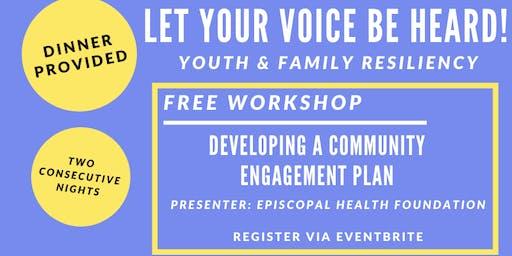 Free Workshop - Part II Community Engagement