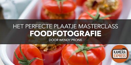 HPP Masterclass Foodfotografie tickets