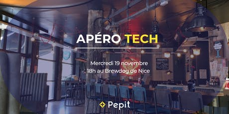 Apéro Tech billets