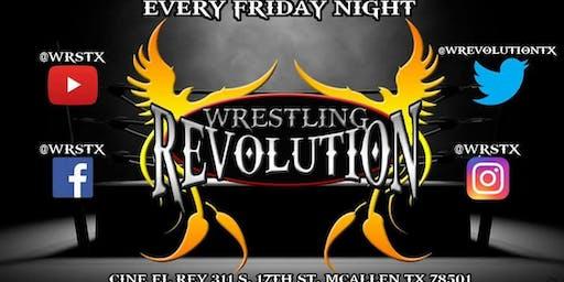 Wrestling Revolution True Survivor (Live pro Wrestling)