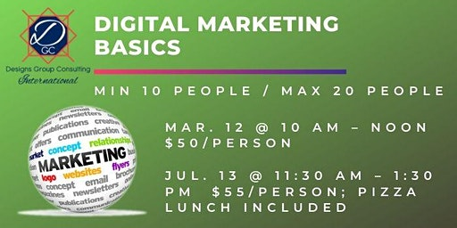 Digital Marketing Basics - Canceled
