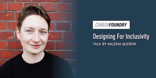 CF Talks: Designing For Inclusivity