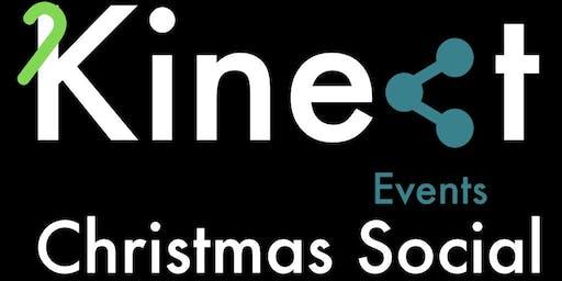 Kinect Christmas Social