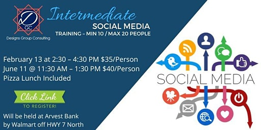 Intermediate Social Media Training - Canceled