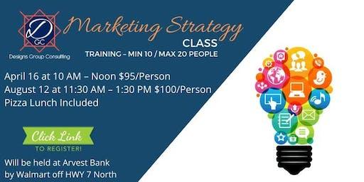 Marketing Strategy Class