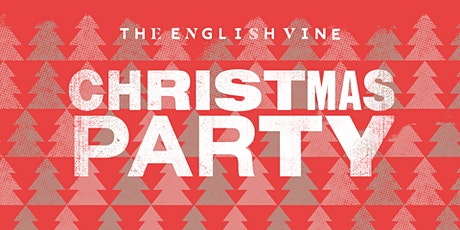 English Wine Christmas Party billets