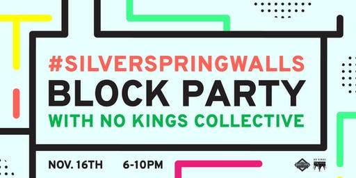 Downtown Silver Spring Holiday Block Party