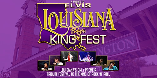 THE LOUISIANA BAYOU KING FEST