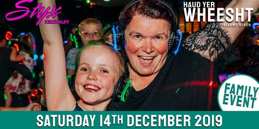 HYW Family Silent Disco Christmas Party at Styx Kirkcaldy