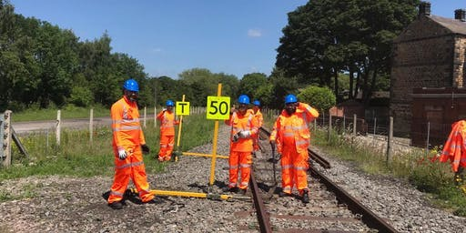 Rail Track Engineering - New Careers Open Day - Walsall Academy