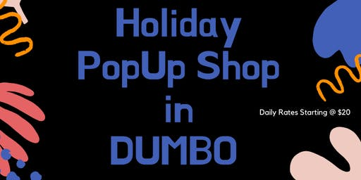 Tha PopUp Vendor Registration - Daily Rates