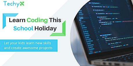 School Holiday Coding Class Cyberjaya tickets