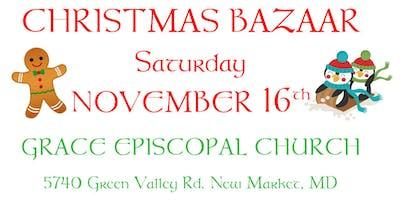 Christmas Bazaar and Silent Auction