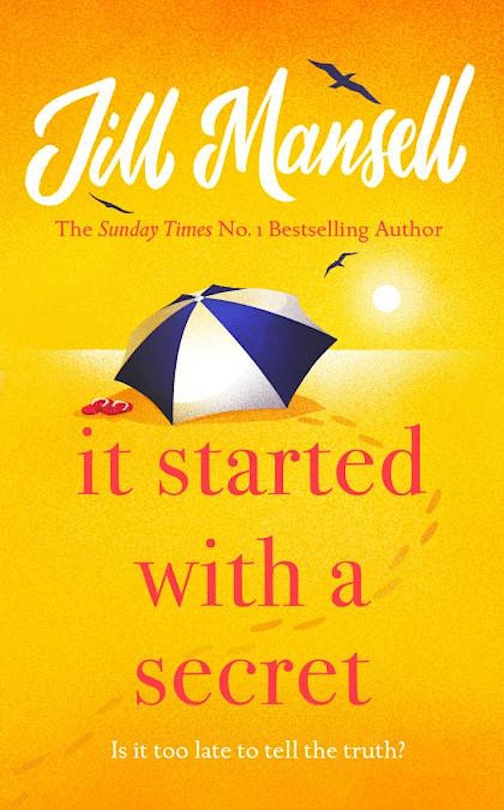 An afternoon with Jill Mansell & Special Guests Libby Page and Emma Cooper image