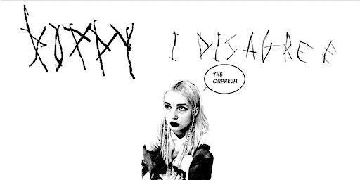Poppy @ The Orpheum