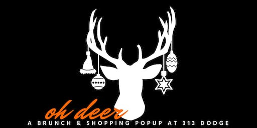 oh deer | brunch & shopping popup