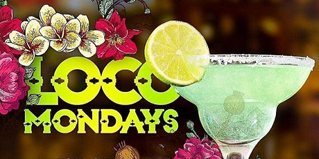 Loco Mondays $1 Margarita Specials at La Mexicana Taco Bar tickets