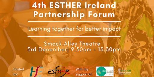 4th ESTHER Ireland Partnership Forum
