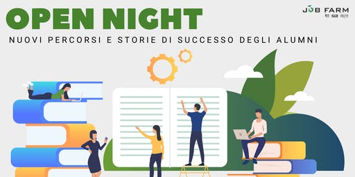 Open Night: serata di presentazione Master con workshop gratuiti