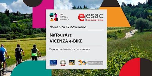 NaTourArt : VICENZA  e-BIKE