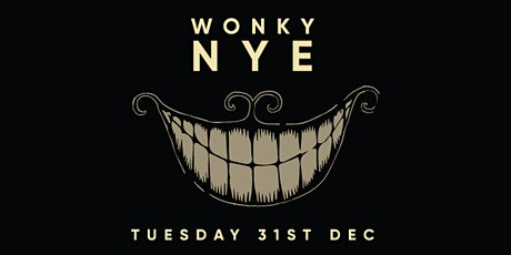 Wonky NYE tickets