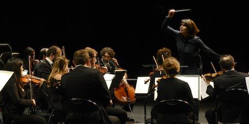 """Paris Mozart Orchestra """" Le pays où l'on ne meurt jamais"""" (concert lecture)"""