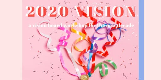 2020 VISION by I Am Empowered