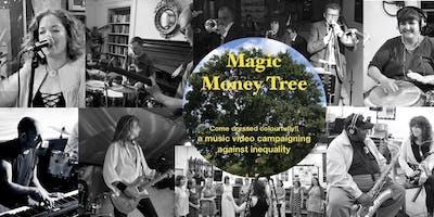 Magic Money Tree launch party