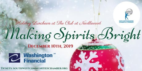 Holiday Networking Luncheon: Making Spirits Bright tickets