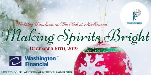 Holiday Networking Luncheon: Making Spirits Bright