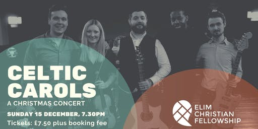 Celtic Carols: A Concert