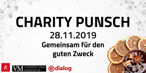 we love charity - A-COMMERCE Charity Punsch