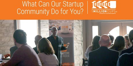 1 Million Cups Round Rock - December tickets