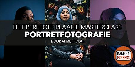 HPP Masterclass Portretfotografie tickets