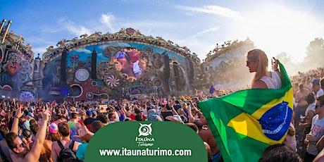 Tomorrowland Brasil 2020 - Excursão saindo de todo o Brasil ingressos