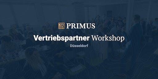 PRIMUS Vertriebspartner Workshop (Düsseldorf)