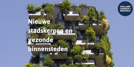Peer Group Meeting  #0098 Nieuwe Stadskernen en gezonde binnensteden tickets