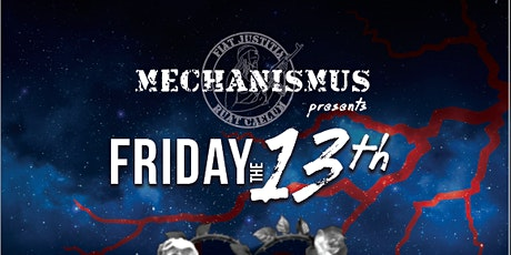 Mechanismus Presents Audiorotic / Dracula Party / Black Agent tickets