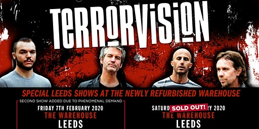Terrorvision (The Warehouse, Leeds)
