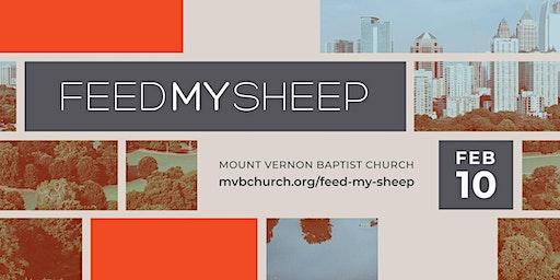 Feed My Sheep 2020