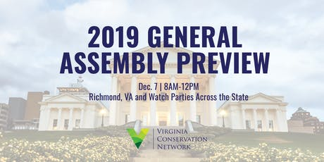 2019 General Assembly Preview tickets