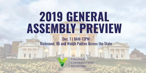 2019 General Assembly Preview