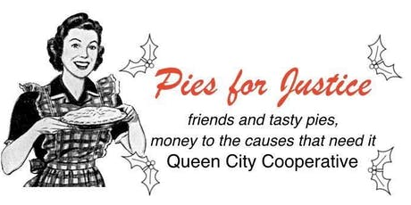 4th Annual Pies for Justice Party tickets