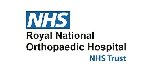 Royal National Orthopaedic Hospital London - Registered Nurse Interviews