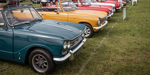 Bromley Pageant of Motoring - One Make Parking, Special Display, For Sale