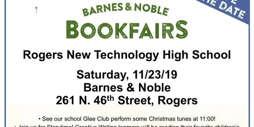 Barnes & Noble Bookfair for RNTHS