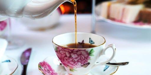 Halima's High Tea & Talk