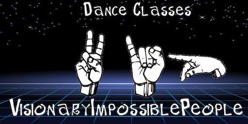 ASL  Dance Class