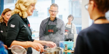 AEG Live Interactive Cooking Event 15th February 2020 tickets